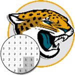 American Football Logo Color By Number – Pixel Art APK MOD 7.0