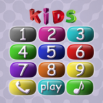 Baby Phone for Kids – Learning Numbers and Animals APK MOD