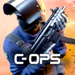 Critical Ops: Online Multiplayer FPS Shooting Game APK MOD 1.26.0.f1458
