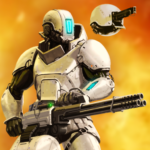 CyberSphere: TPS Online Action-Shooting Game APK MOD 2.46