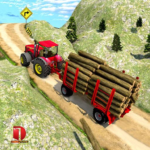 Drive Tractor trolley Offroad Cargo- Free 3D Games APK MOD 2.0.38