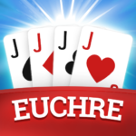 Euchre Free: Classic Card Games For Addict Players APK MOD 3.7.6