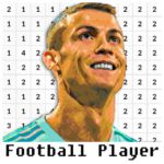 Football Player Coloring By Number – Pixel APK MOD 8.0