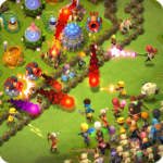 Forest Of Heroes : Clash Of Hero APK MOD 5.2.3