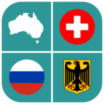 Geography Quiz – flags, maps & coats of arms APK MOD 1.5.28