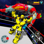 Grand Robot Ring Fighting 2020 : Real Boxing Games APK MOD 1.0.16