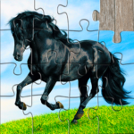 Horse Jigsaw Puzzles Game – For Kids & Adults 🐴 APK MOD 27.5
