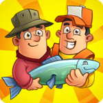 Idle Fishing Clicker-top new tap tycoon games 2020 APK MOD 1.3.8