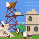 Idle Tower Builder: construction tycoon manager APK MOD 1.1.9