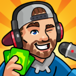 Idle Tuber – Become the world's biggest Influencer APK MOD 1.4.3