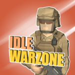 Idle Warzone 3d: Military Game – Army Tycoon APK MOD 1.2.4