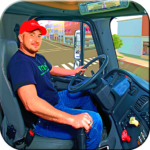In Truck Driving: Euro new Truck 2020 APK MOD 4.5