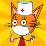 Kid-E-Cats Animal Doctor Games for Kids・Pet Doctor APK MOD 1.8.8