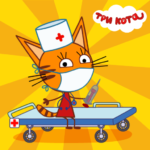 Kid-E-Cats: Hospital for animals. Injections APK MOD 1.1.0