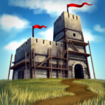 Lords & Knights – Medieval Building Strategy MMO APK MOD 9.0.1