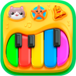 Piano for babies and kids APK MOD 1.3