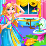 Princess Castle House Cleanup – Cleaning for Girls APK MOD 1.3