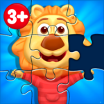 Puzzle Kids – Animals Shapes and Jigsaw Puzzles APK MOD 1.4.2