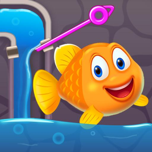 Save the Fish – Pull the Pin Game APK MOD 12.5