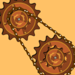Steampunk Idle Spinner: Coin Factory Machines APK MOD 2.1.3