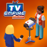 TV Empire Tycoon – Idle Management Game APK MOD 1.0