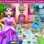 Winter Princess Big House Cleaning- Home Cleaning APK MOD 1.1