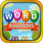 Word Balloons – Word Games free for Adults APK MOD 1.106