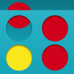 4 in a row – Multiplayer game – Connect them all ! APK MOD 1.4