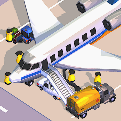 Air Venture – Idle Airport Tycoon ✈️ APK MOD 1.4.1