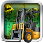 Airport Forklift Driving Heavy Machinery Sim 3D APK MOD 1.4