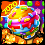 Candy Bomb Fever – 2020 Match 3 Puzzle Free Game APK MOD v1.7.0
