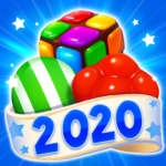 Candy Witch – Match 3 Puzzle Free Games APK MOD 16.8.5039