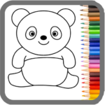 Coloring Games for Kids: Baby Drawing Book & Pages APK MOD 1.0.6