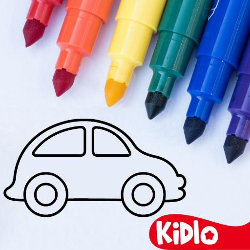 Coloring Games for Kids – Drawing & Color Book APK MOD 4.5.3