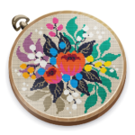 Cross Stitch Club — Color by Numbers with a Hoop APK MOD v1.4.35