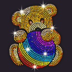 Diamond Coloring – Sequins Art & Paint by Numbers APK MOD 1.5.4