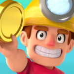 Digger To Riches: Idle mining game APK MOD 1.9.2