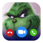 Fake call for the Grinch 2021 APK MOD 1