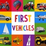 First Words for Baby: Vehicles APK MOD 2.1