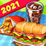 Hell's Cooking: crazy burger, kitchen fever tycoon APK MOD 1.90