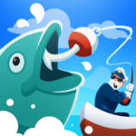 Hooked Inc: Fisher Tycoon APK MOD 2.19.2