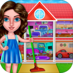 House Cleanup : Girl Home Cleaning Games APK MOD 3.9.1