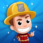 Idle Firefighter Tycoon – Fire Emergency Manager APK MOD 0.14