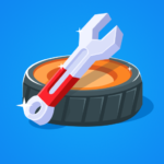 Idle Mechanics Manager – Car Factory Tycoon Game APK MOD 1.33