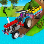 Indian Tractor Trolley Off-road Cargo Drive Game APK MOD 1.0.2