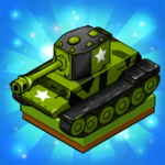 Merge Tanks: Funny Spider Tank Awesome Merger APK MOD 2.0.18