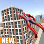 Miami Rope Hero Spider Open World City Gangster APK MOD 1.0.25