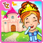 👸 My Princess Town – Doll House Games for Kids 👑 APK MOD 2.4
