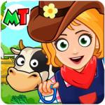 My Town : Farm Life Animals Game  for Kids Free APK MOD 1.11