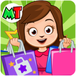 My Town : Shopping Mall. Dress up Shopping Game APK MOD 1.15